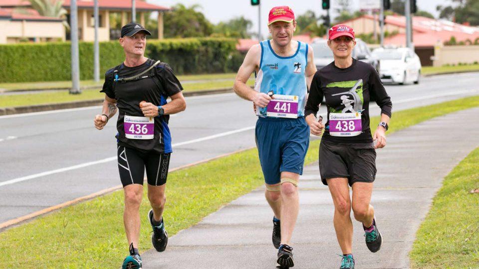 Gold Coast 100 Run Festival 2018