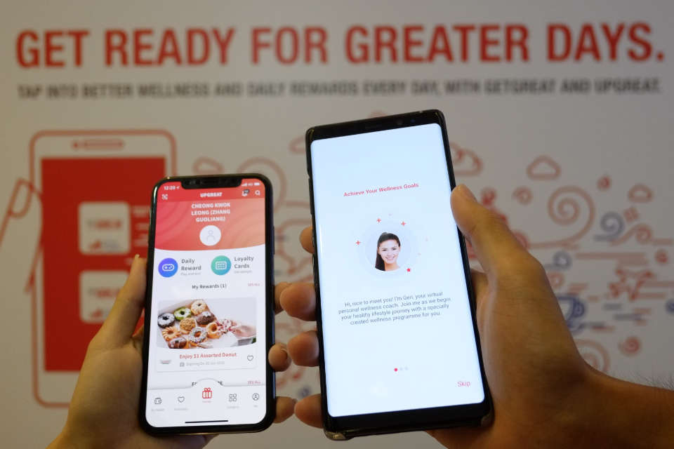 Great Eastern Launches Two New Media Platforms, GETGREAT and UPGREAT