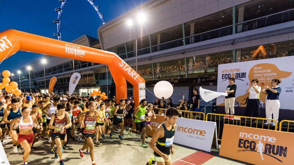Income Eco Run 2018 Race Results