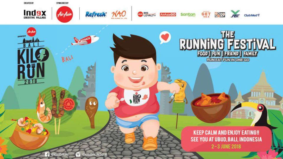 Kilo Run Bali 2018