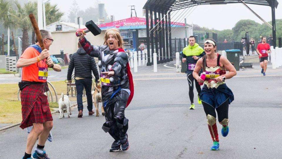 LeFevre Coastal Marathon 2018