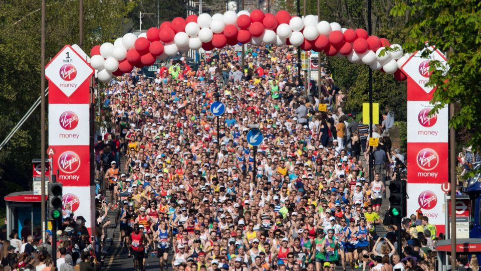 London Marathon 2018: Participant Cause of Death Unlikely Due to Hot Temperatures