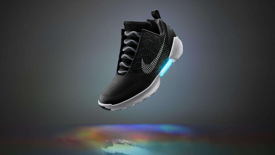 Meet one of the most expensive Nike sneakers ever: The Self-Lacing Nike HyperAdapt 1.0