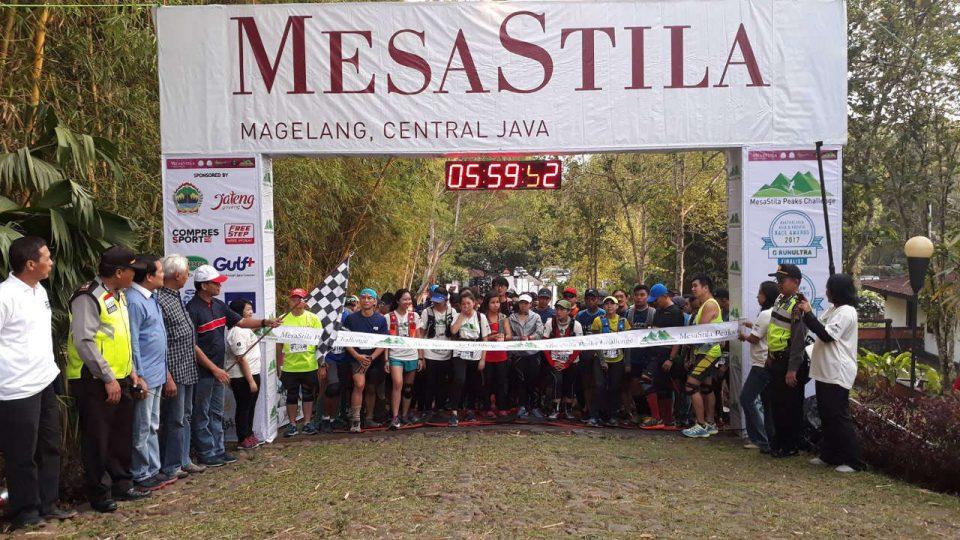 Mesastila Peaks Challenge 2018