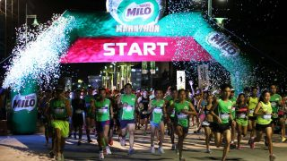 Milo Marathon Batangas 2018