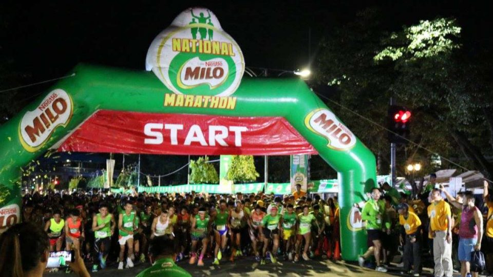 Milo Marathon Manila 2018
