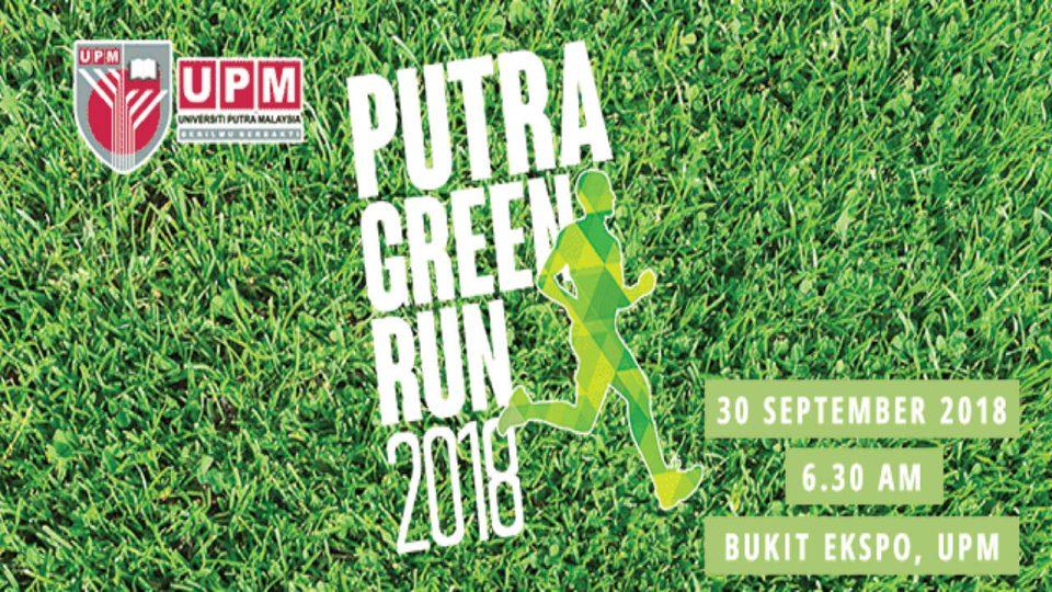 PUTRA GREEN RUN 2018