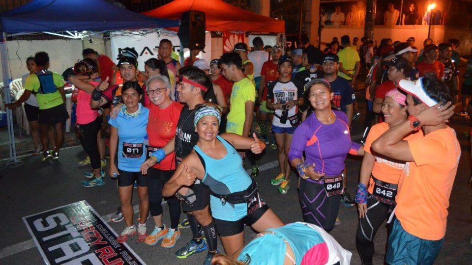 Palawan Provincial Capitol To Sabang 75K Run 2018