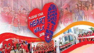 Pledge Your Heart Walk 2018