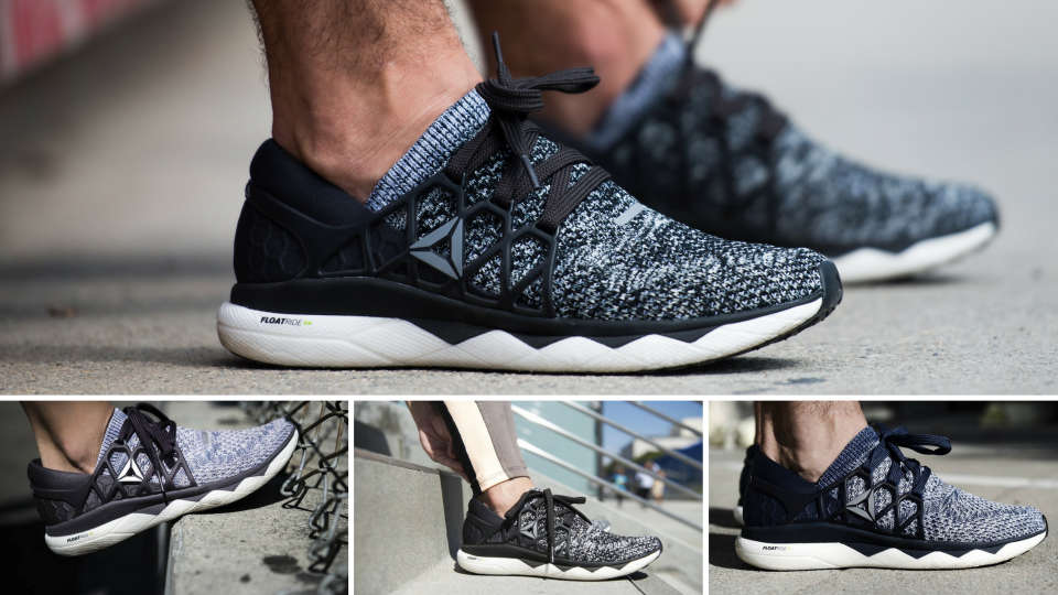 The Reebok Floatride Run Ultraknit: Try Them On and Spring into Action!