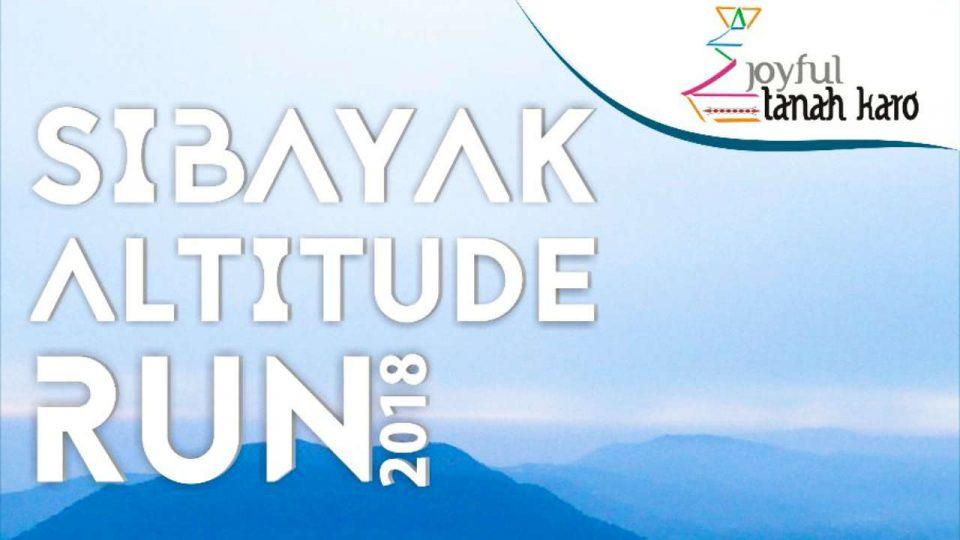 Sibayak Altitude Run 2018
