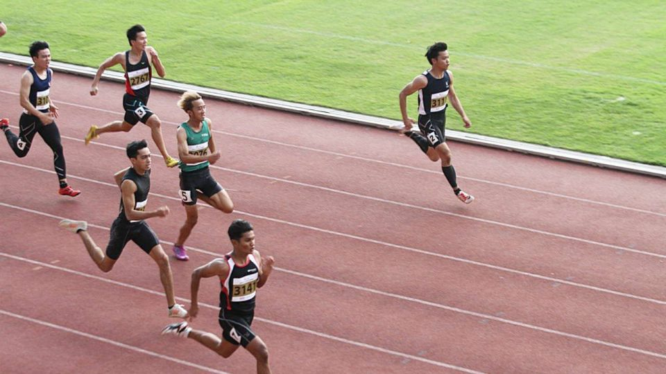 Singapore Masters Open Track & Field Championships 2018