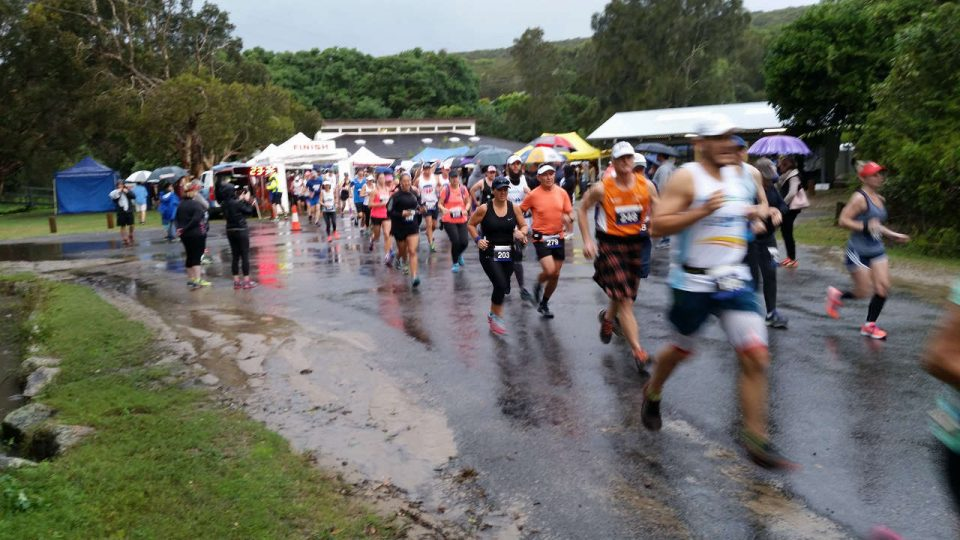 South West Rocks Running Festival 2018