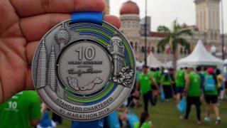 Standard Chartered Kuala Lumpur Marathon Race Review