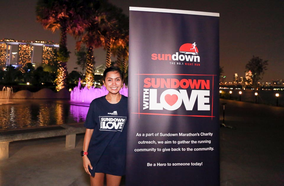 Meet July and Kennedy, Two Passionate Runners Who Runs for Meaningful Causes at OSIM Sundown Marathon 2018