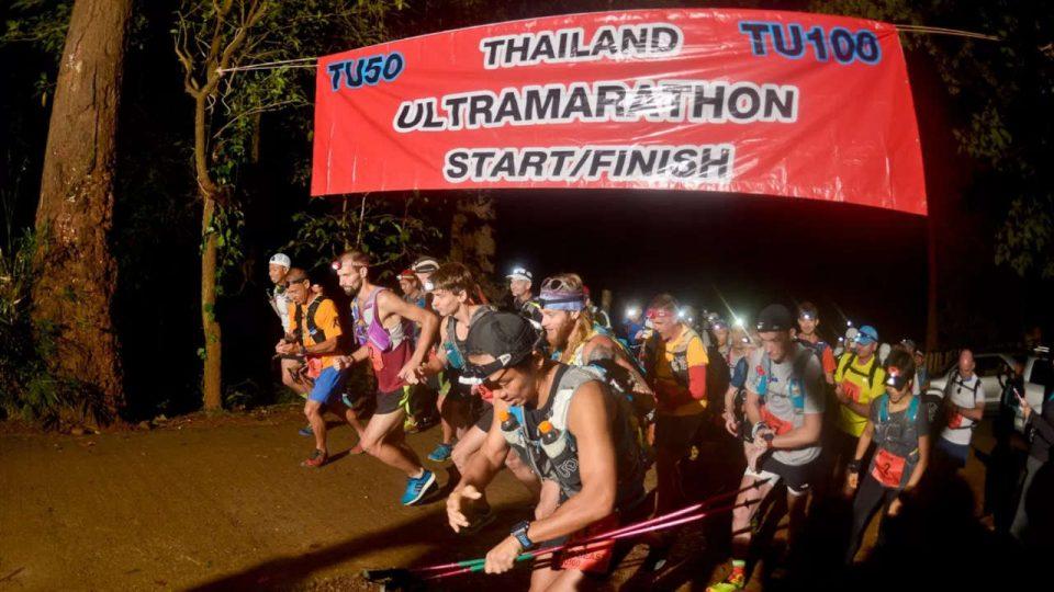 Thailand Ultramarathon TU50 2018