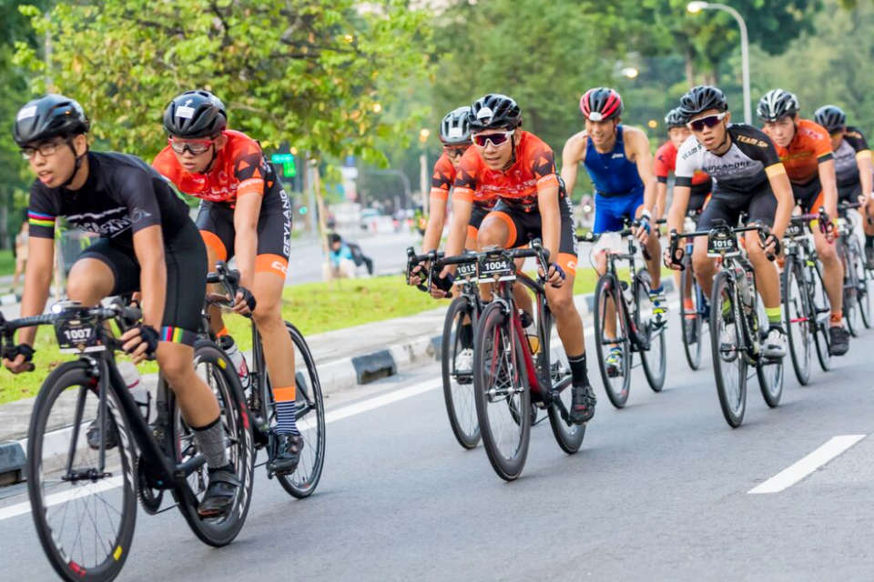 The First TRI-Factor Asian Championship 2018/2019 Was Crowned To National Cyclist