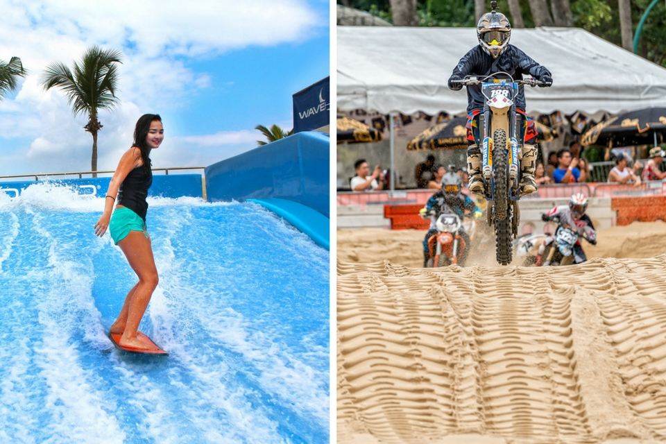 What To Do in Sentosa in The Upcoming Months With Sports