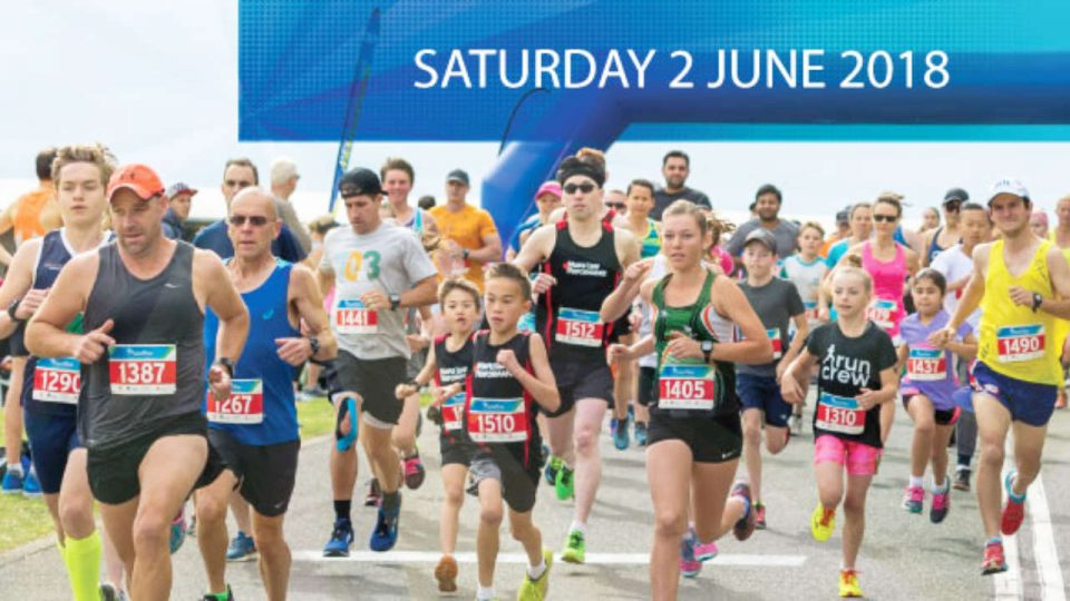 Western Sydney Marathon Youth Dash 2018