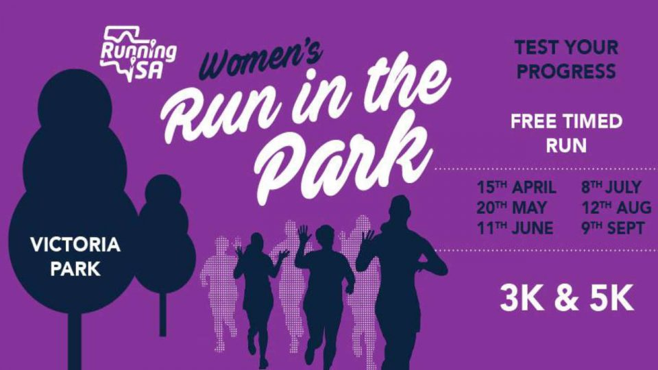 Women's Run in the Park 2018