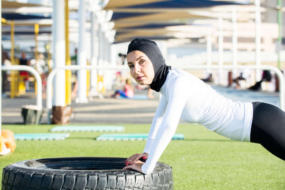 7 Things Only a Muslim Women Runner Will Understand