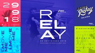 ASICS Relay Malaysia 2018