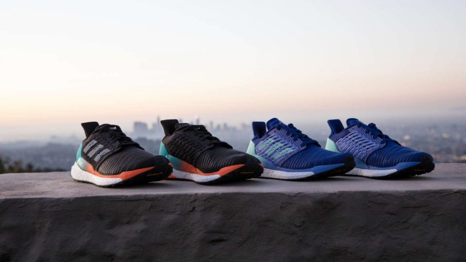 Adidas Bringing Their Technology To A Whole New Level: SOLARBOOST