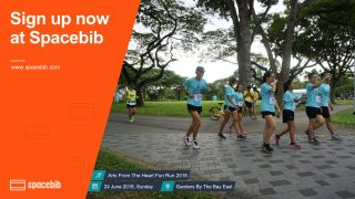 Arts From The Heart Fun Run 2018
