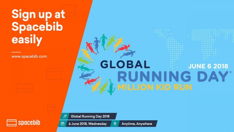 Global Running Day Challenge 2018