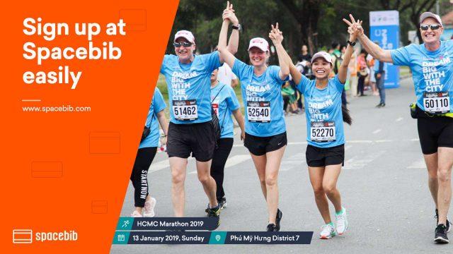 HCMC Marathon 2019