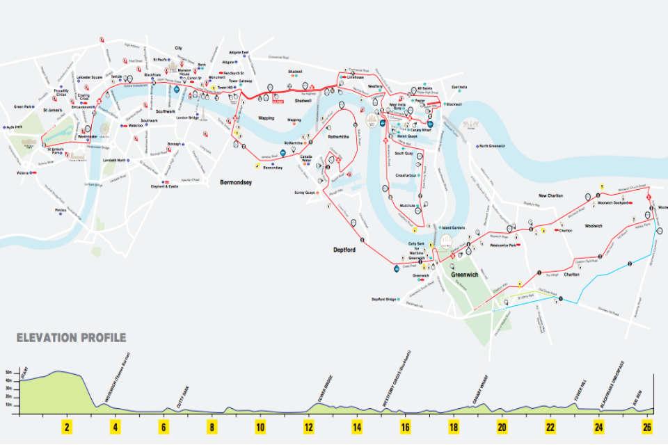 How to Register for London Marathon 2019