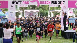 Hyatt Pink Ribbon 2018