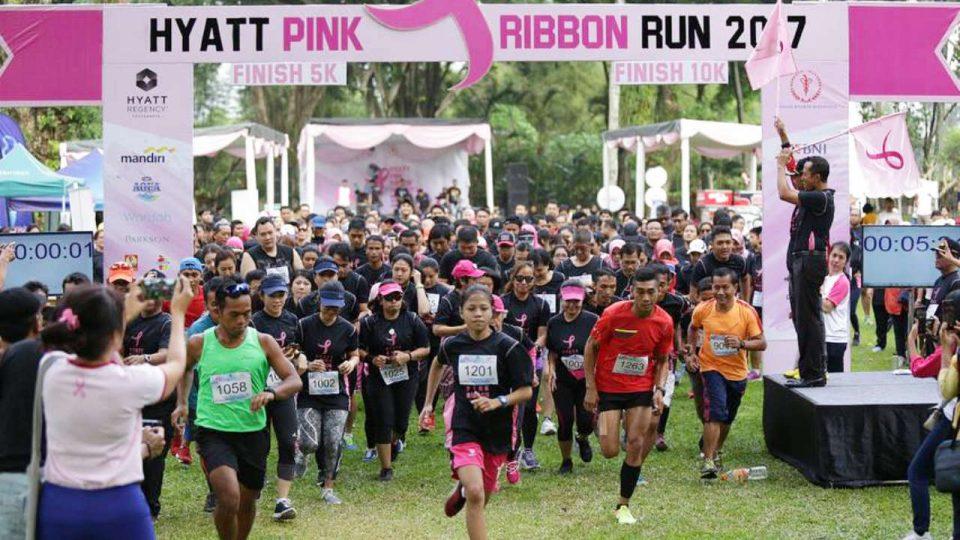 Hyatt Pink Ribbon 2018