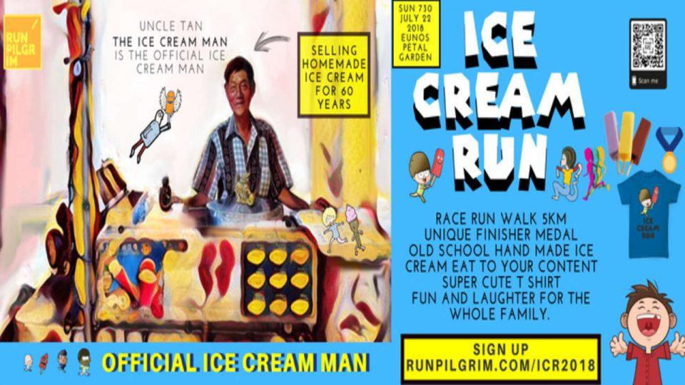 Ice Cream Run 2018