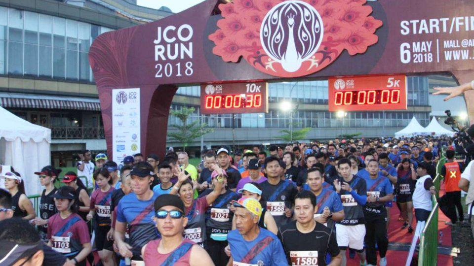 JCO Run 2018