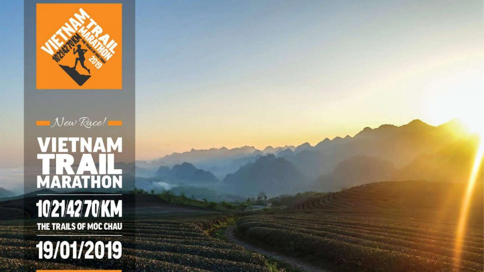 Moc Chau Trail 2019