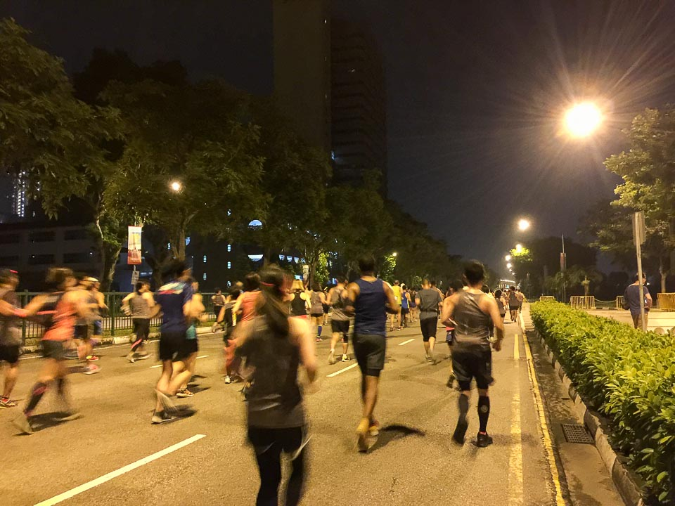 OSIM Sundown Marathon 2018 Race Review: Sleep is Worth the Wait