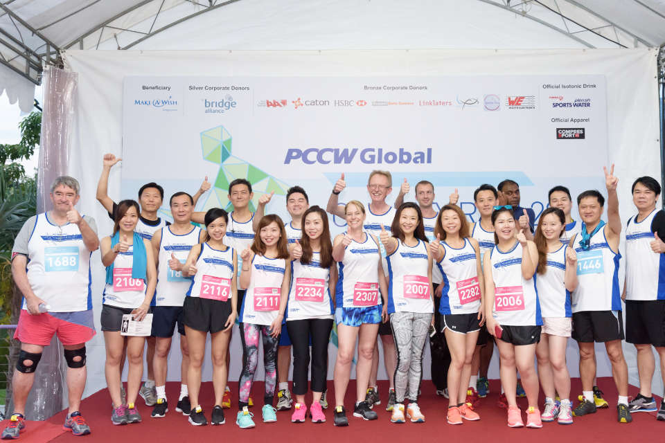 PCCW Charity Run: How You Can Make The Children Wishes Come True