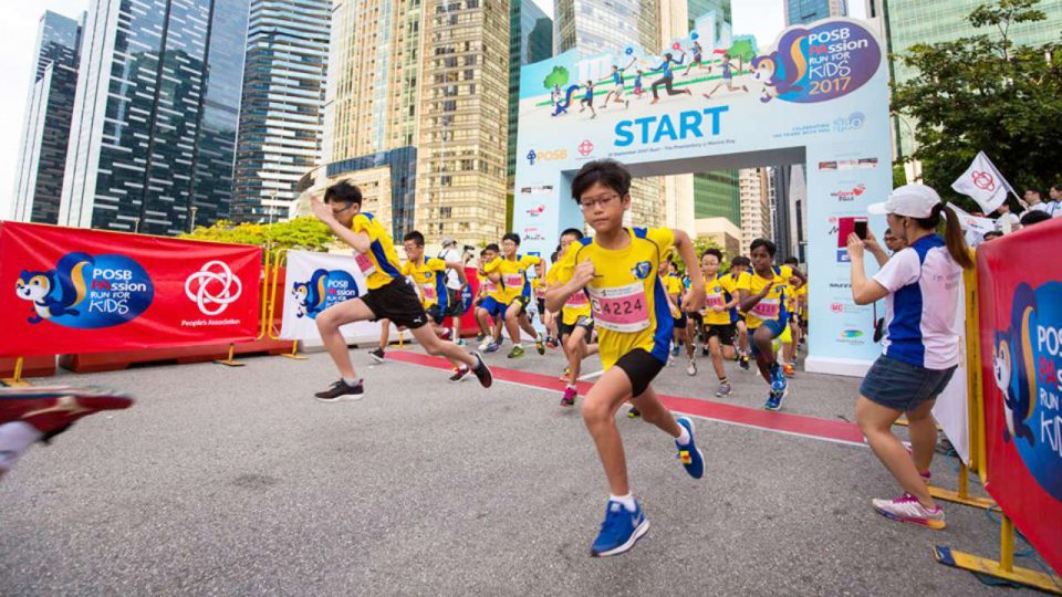 POSB PAssion Run for Kids 2018