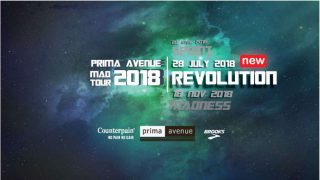 Prima Avenue Mad Tour 2018: REVOLUTION