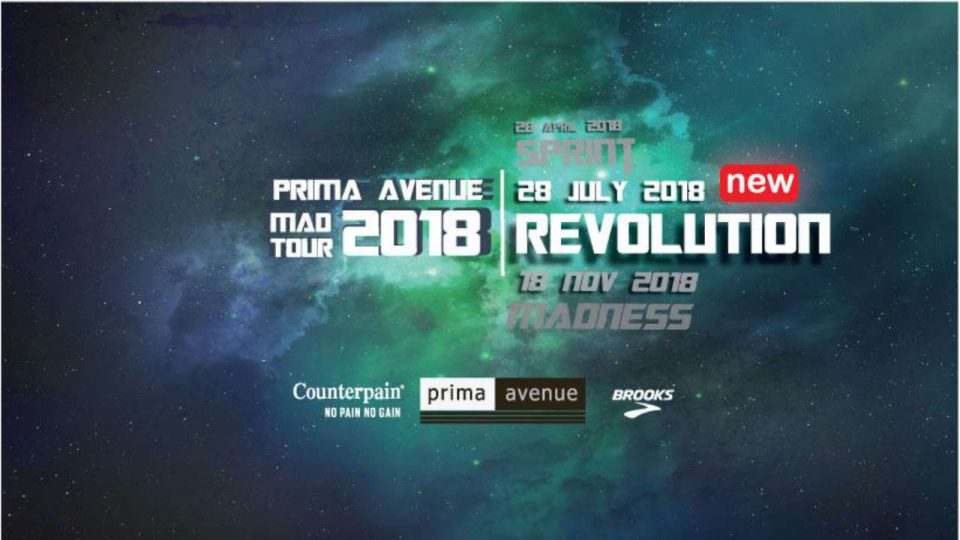Prima Avenue Mad Tour 2018: REVOLUTION