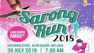 Sarong Run 2018