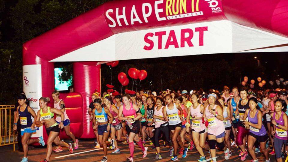 Shape Run 2018