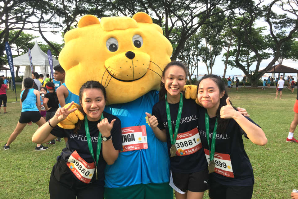 Singapore Kindness Run: It's As Easy As Smiling