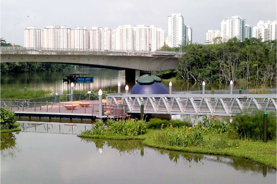 Singapore Running Parks in the South