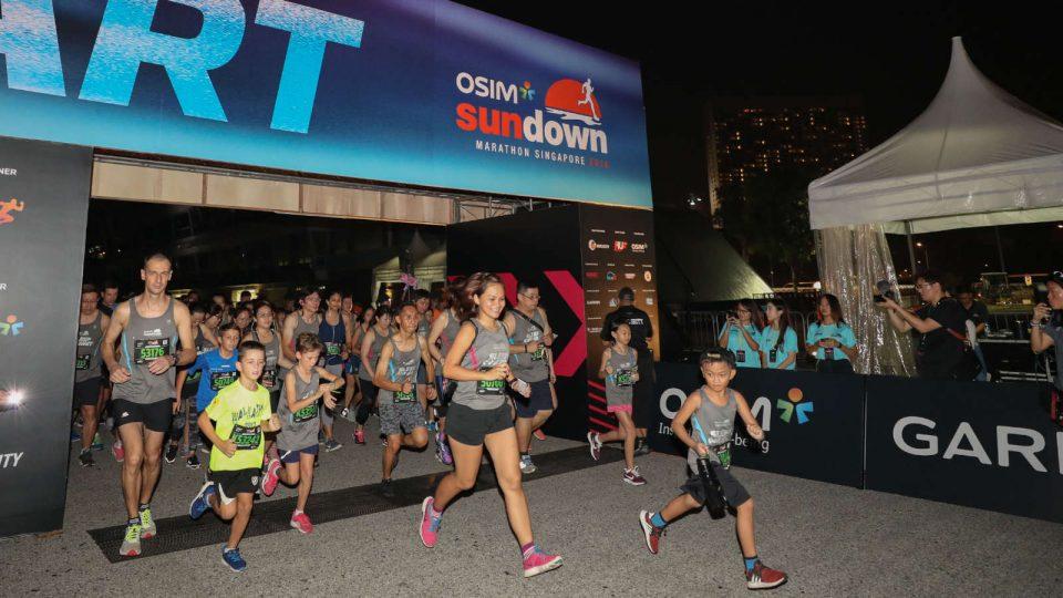 OSIM Sundown Marathon 2018 Race Results: Sleep Can Wait