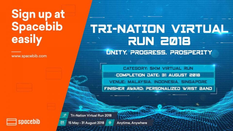 Tri-Nation Virtual Run 2018