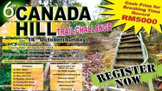 6th Canada Hill Trail Challenge