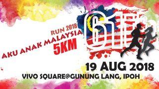 Aku Anak Malaysia Run 2018