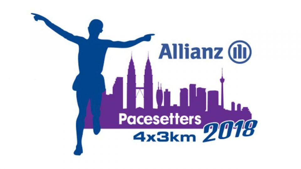 Allianz Pacesetters 4X3km 2018